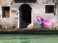 Urban Art Graffiti: 1,000 Piece Puzzle - Migrant Child