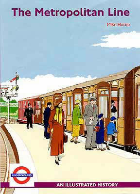 The Metropolitan Line by Mike Horne image