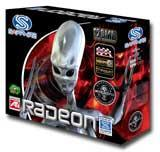 Sapphire Radeon Video Card 9600XT 256MB AGP VIVO