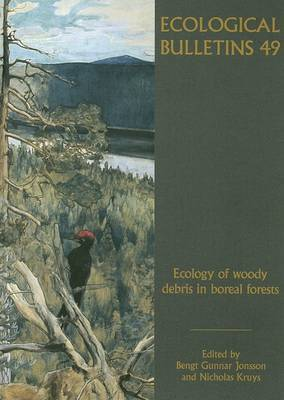 Ecology of Woody Debris in Boreal Forests image