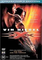 xXx on DVD