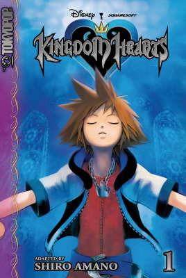 Kingdom Hearts: v. 1 by Shiro Amano