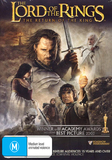 The Lord of the Rings - The Return of the King on DVD