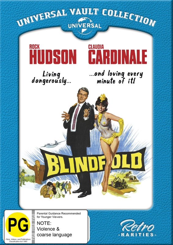 Blindfold [Universal Vault Collection] on DVD