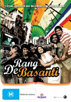 Rang De Basanti on DVD image