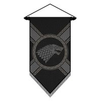 Game of Thrones Wall Scroll (Stark)
