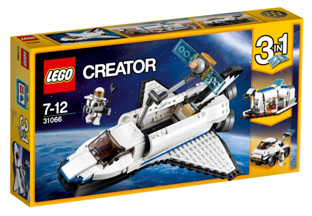 LEGO Creator - Space Shuttle Explorer (31066)
