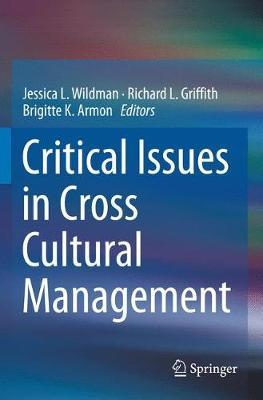 Critical Issues in Cross Cultural Management image