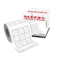 Sudoku Toilet Roll image