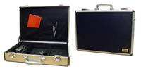 Laser Aluminium laptop carry case - Up to 17 image