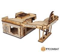 TTCombat: Ruined Dinogas Deluxe
