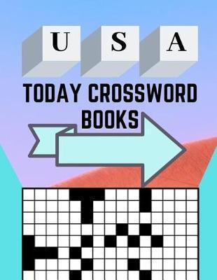 Usa Today Crossword Books by Samurel M Kardem