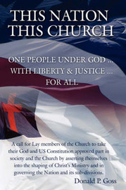 This Nation/This Church by Donald P. Goss image