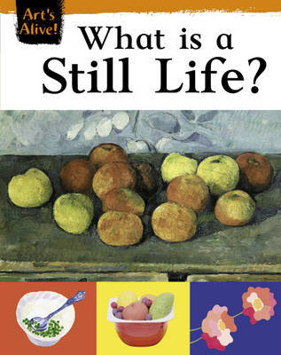 What is Still Life? by Ruth Thompson image