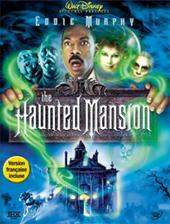 The Haunted Mansion on DVD