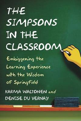 The Simpsons in the Classroom image