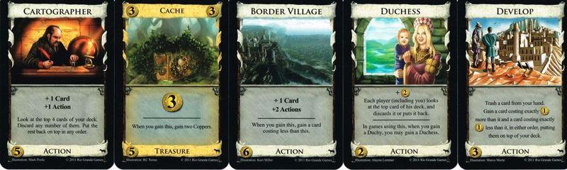 Dominion: Hinterlands Expansion image