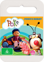 Poko - Poko's Robot on DVD