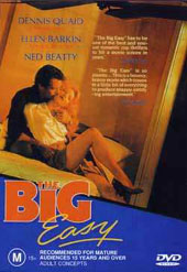 The Big Easy on DVD