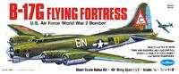 B-17G Flying Fortress 1:28 Balsa Model Kit