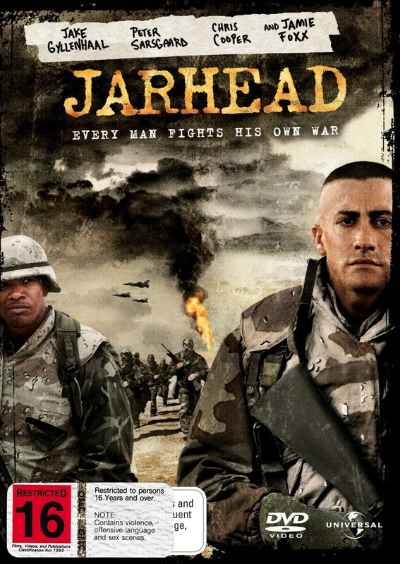 Jarhead on DVD