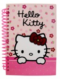 Hello Kitty Blossom Notebook