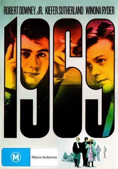 1969 on DVD