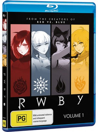 RWBY - Season One on Blu-ray