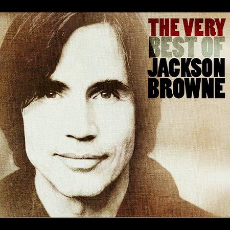 The Very Best Of Jackson Browne by Jackson Browne image