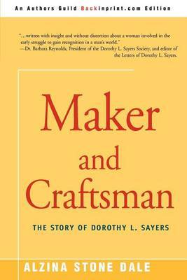 Maker and Craftsman by Alzina Stone Dale