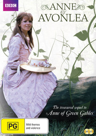 BBC's Anne Of Avonlea on DVD