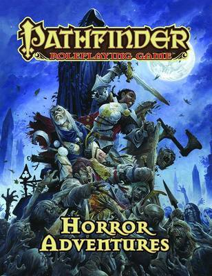 Pathfinder Roleplaying Game: Horror Adventures by Jason Bulmahn image