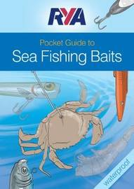 RYA Pocket Guide to Sea Fishing Baits by Jim O' Donnell