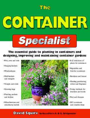 The Container Specialist by David Squire