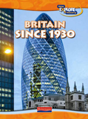 Britain Since 1930 by Jane Shuter