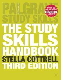 The Study Skills Handbook by Stella Cottrell image