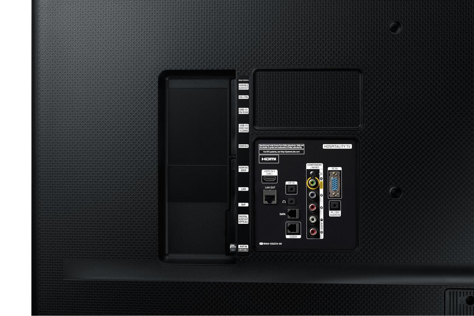"43"" Samsung HE69X Hospitality Display image"
