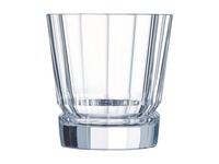 Cristal d'Arques: Macassar Old Fashioned Tumbler Set of 6 (320ml)