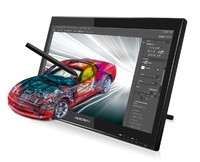 "Huion: GT-190 - 19"" Graphics Display with Pen (Black)"