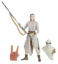 """Star Wars: 3.75"""" Vintage Figure - Rey Jakku"""
