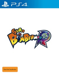 Super Bomberman R for PS4