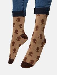 Out of Print: Sherlock Holmes - Men's Crew Socks image