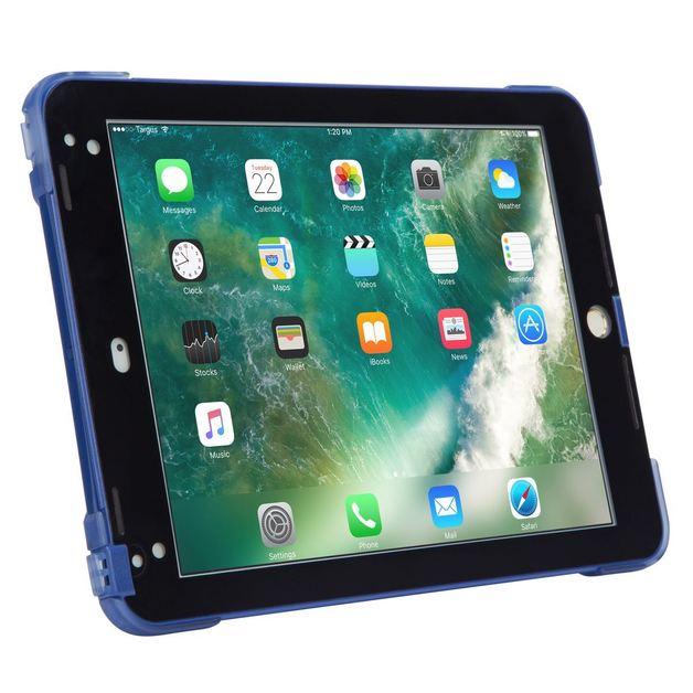 "Targus: SafePort Rugged Case for 9.7"" iPad - Blue"
