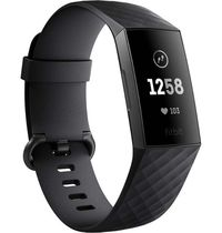 Fitbit Charge 3 Black / Graphite Aluminum