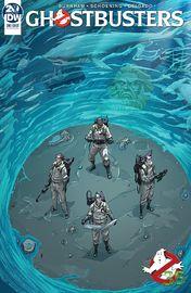 Ghostbusters - (35th Anniversary) by Erik Burnham