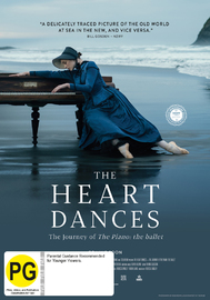 The Heart Dances on DVD