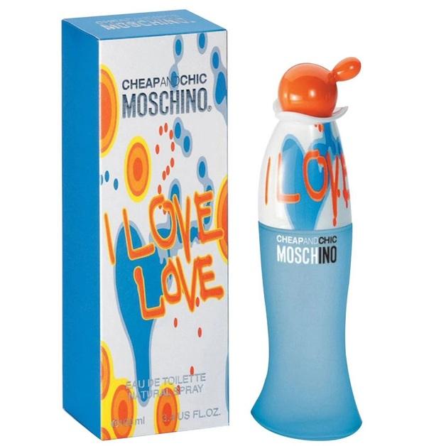 Moschino - I Love Love Perfume (EDT 50ml)