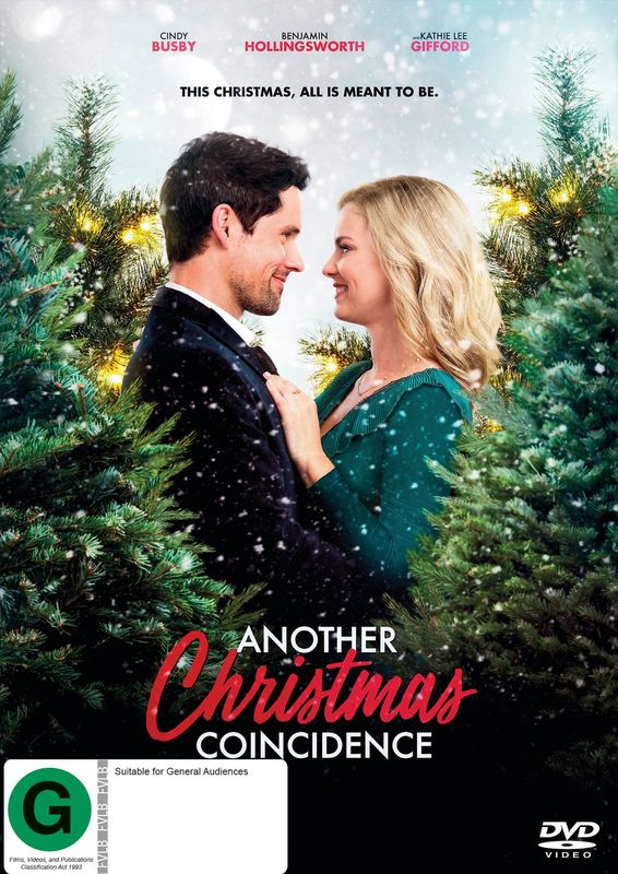 Another Christmas Coincidence on DVD