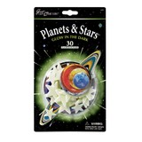 Great Explorations Planets & Stars - Glow in Dark