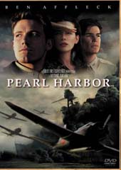 Pearl Harbour Deluxe Edition on DVD